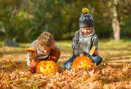 Cukierek albo psikus - zabawy nie tylko na Halloween