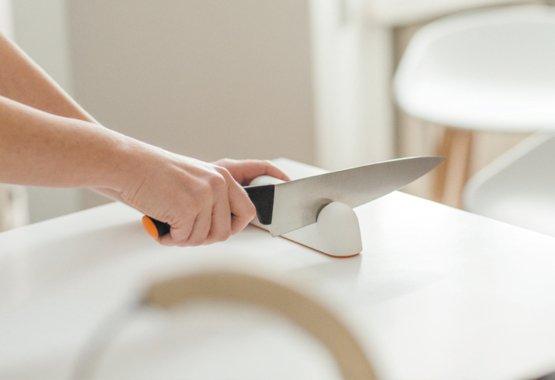 Jak prawidłowo ostrzyć nóż?