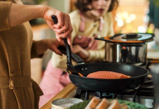 Garnki i patelnie do wszystkich typów kuchenek