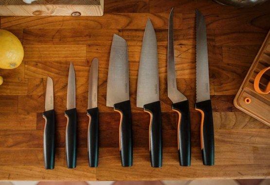 Noże - do codziennej i efektywnej pracy w kuchni