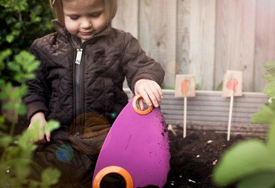 Spraw, by praca w ogrodzie zamieniła się w zabawę