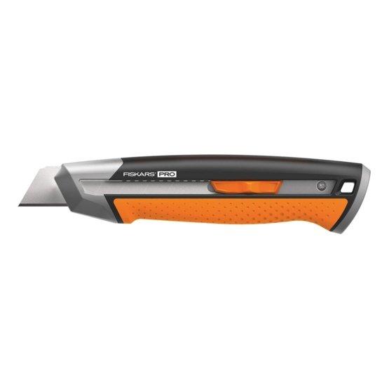 Nóż uniwersalny CarbonMax z ostrzem łamanym 25 mm