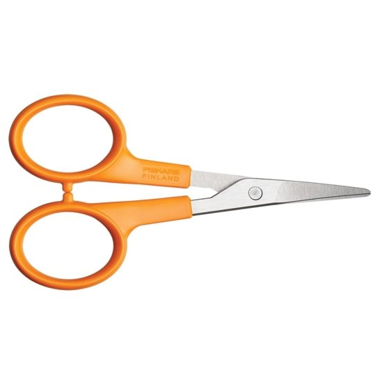 Classic - Nożyczki do haftu, zagięte- 10cm