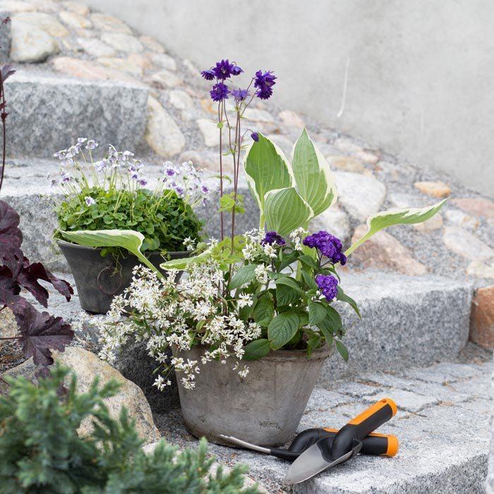 Arreglos florales de verano de Fiskars