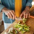 Zestaw 3 noży Functional Form do warzyw i owoców