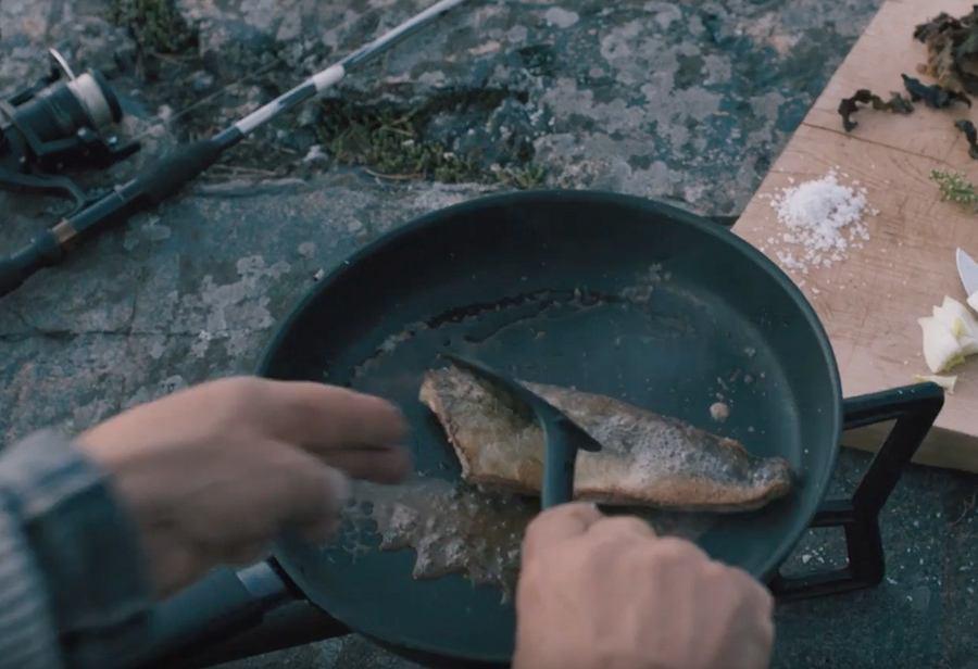 Hard Face Patelnia szefa kuchni 28 cm z pokrywką