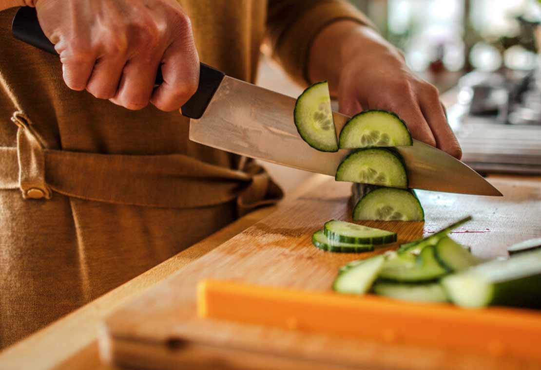 Nóż szefa kuchni, duży Functional Form
