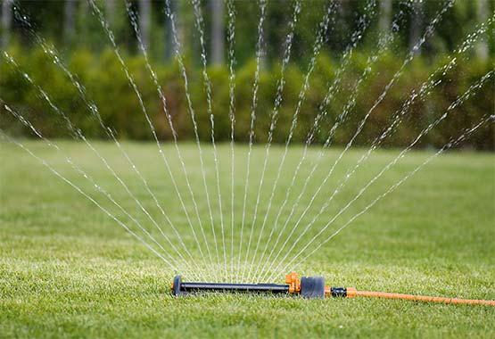 Fiskars zraszacz oszczędzający wodę (M)
